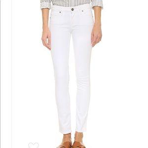 Paige white skyline  skinny jeans